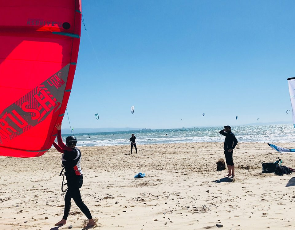 Learn Kitesurfing in Tarifa