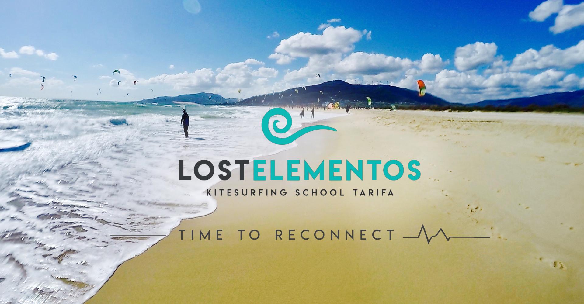 Lost Elementos - Kitesurfing School Tarifa