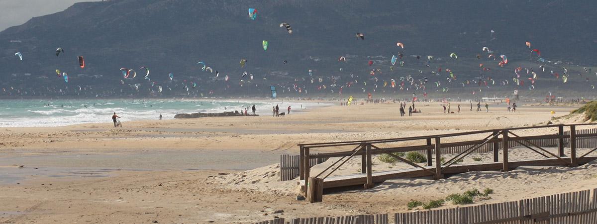 kitesurfing-sport-Punta-Paloma-Tarifa